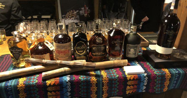 Rumová degustace – Grill Pub Olomouc